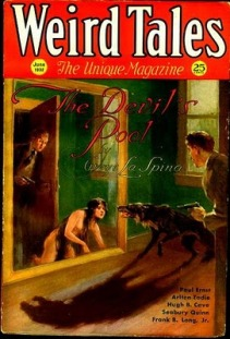 'Weird Tales' June 1932