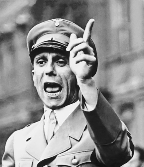Goebbels, Reich and Art | A R T L▽R K