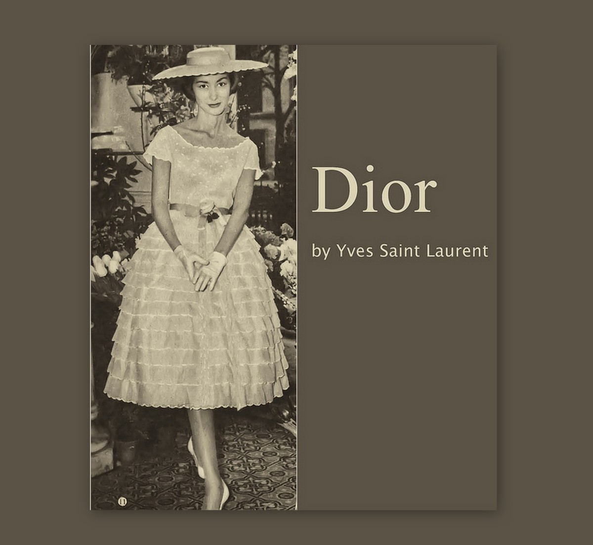 Christian Dior - Architect or Fashion Designer?