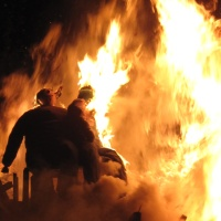 Is Bonfire Night a Pagan Rite?