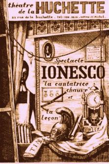 Ionesco-affiche