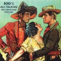 Hollywood's First Outdoor Talkie Western