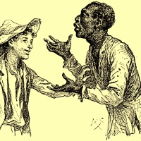 Racial Dilemma in Twain's Huck Finn