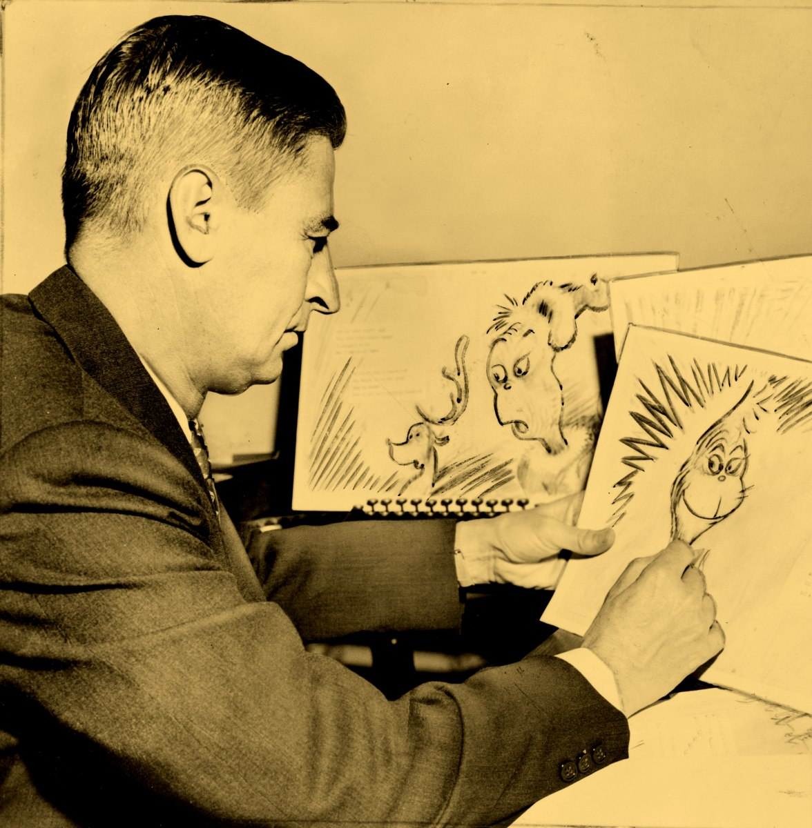 Dr. Seuss: Politics in Children's Literature