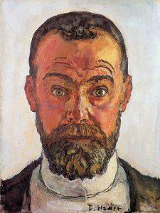 Self-portrait3-artist-Ferdinand-Hodler