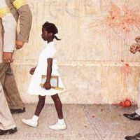 White on White: Hidden Race in Rockwell's 'Freedom from Want'