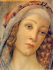 Sandro Botticelli (1445-1510) Madonna