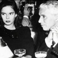 Oona O'Neill Chaplin. Behind Every Great Man…