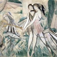 The Feminine Side of Cubism: Marie Laurencin