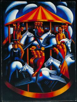 Mark_Gertler_-_Merry-Go-Round_-_Google_Art_Project