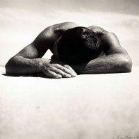 Australian Icons: Max Dupain's 'Sunbaker'