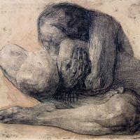 The Raw Art of Käthe Kollwitz