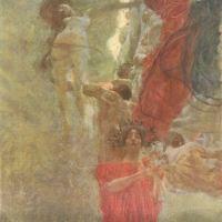 Gustav Klimt's Secessionist 'Medicine'
