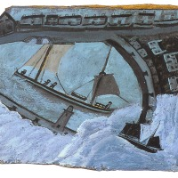 The Art of Alfred Wallis, Naïve St Ives Genius