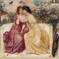 Simeon Solomon, Infamous Jewish Pre-Raphaelite