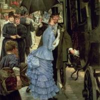 James Tissot - Visual Notes of a Victorian Dandy