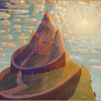 The Musical Brush of M. K. Ciurlionis