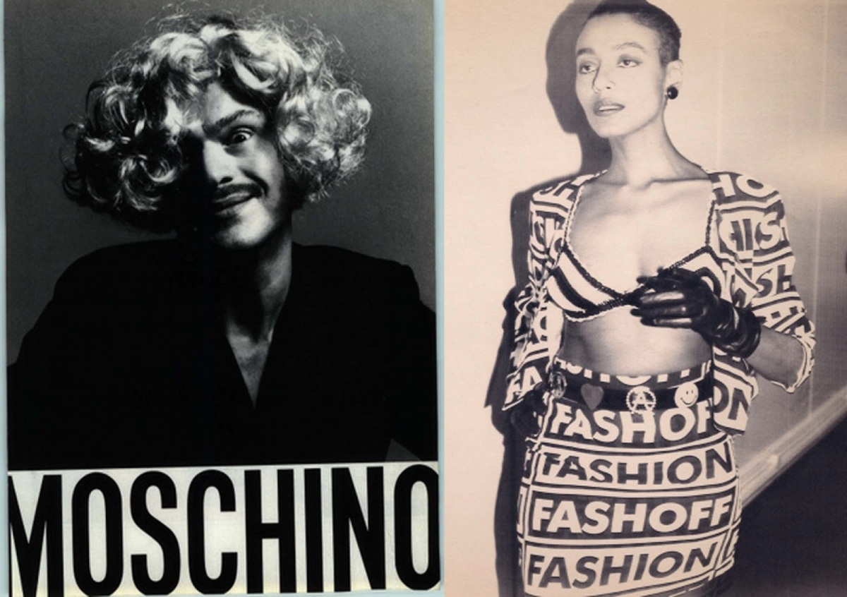 Franco Moschino: Anti-Elitist Haute Couture?