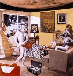 Richard Hamilton: Just What Is It That Makes Today's Homes So Different, So Appealing? (1956)