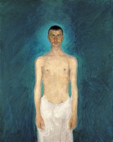 Richard_Gerstl_-_Semi-Nude_Self-Portrait_-_Google_Art_Project